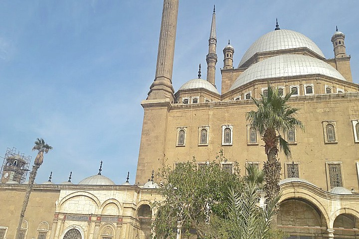 Wheelchair Accessible Egyptian Museum, Coptic, and Islamic Cairo Tour