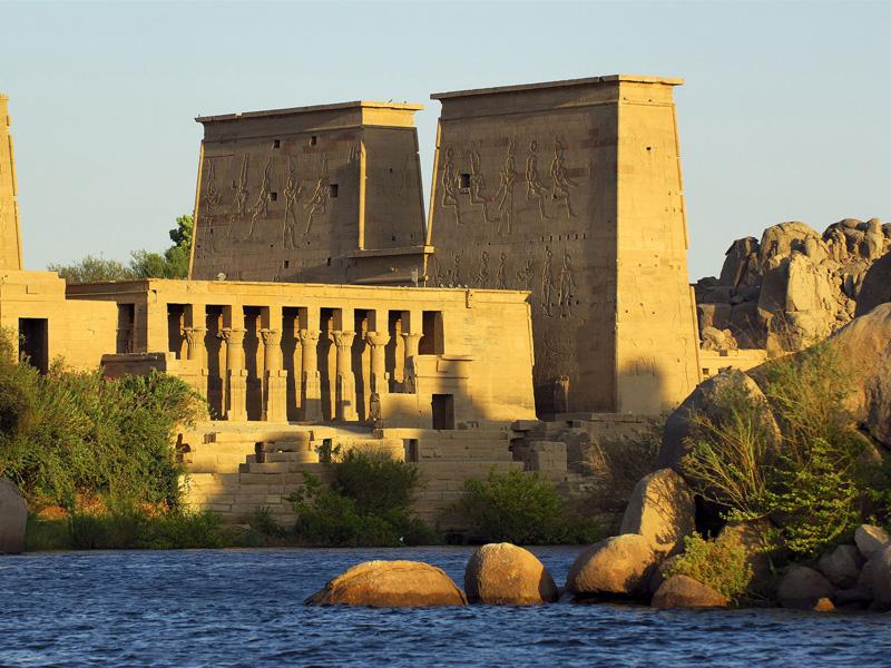 MS Semiramis II Nile Cruise   Luxor to Aswan Nile Cruise,