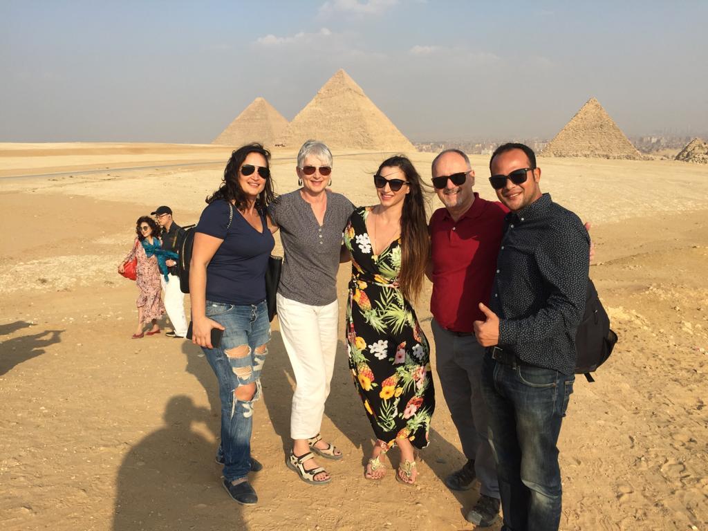Giza Pyramids Tour with Camel Ride from Sokhna | Camel Rides Egypt Pyramids