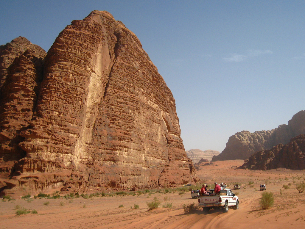 8 Days Jordan Family Tour Package