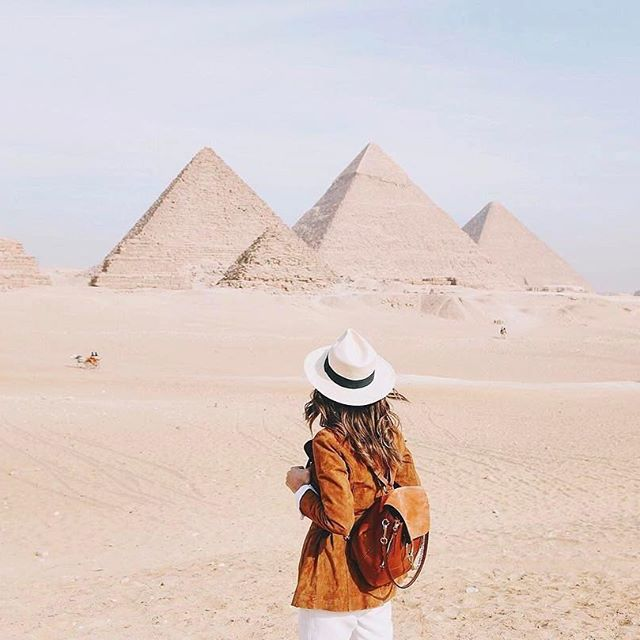 Private Half Day Tour to Giza Pyramids from Port Said | Trip to Pyramids