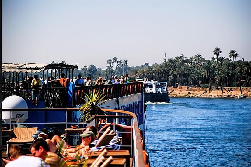 Ms Movenpick Royal Lily Nile Cruise   Aswan to Luxor Nile Cruise