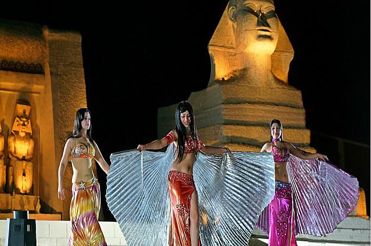 Alf Leila Wa Leila Hurghada 1001 Nights Show