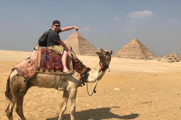 Tour to Giza Pyramids, Dahshur and Meidum Pyramid