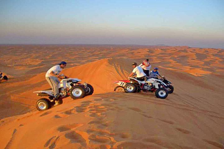 Quad Biking Adventure in Hurghada